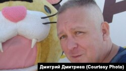 "Дмитрий Дмитриев, фото со страницы ""ВКонтакте"""