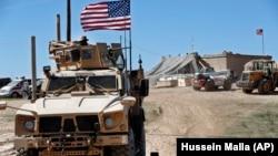 Архивска фотографија: Американски војници во Сирија