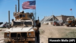 "The United States is set to leave behind a ""peacekeeping"" force in Syria after the main force withdraws."