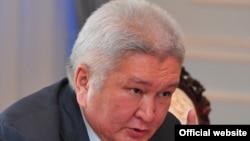 Феликс Кулов, лидер парламентской коалиции «Ырыс алды ынтымак».