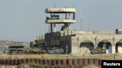 Թուրքական զրահատեխնիկան Իրաքի հյուսիսում, արխիվ