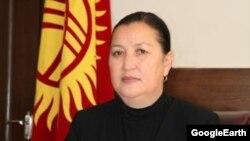 Койсун Курманалиева.