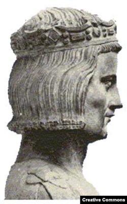Людовик IX Святой, король Франции (1226 - 1270). Жак Ле Гофф написал подробнейшую биографию этого монарха