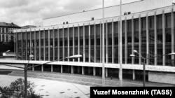 Палац культури «Україна», 1970 рік