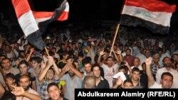 البصرة 24تموز ـ تظاهرة
