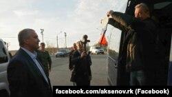 Экипаж судна «Норд» вернулся в Крым, 1 ноября 2018 года
