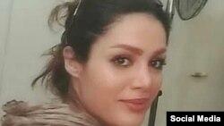 سپیده فرهان روز ۱۲ دی در تهران بازداشت شد