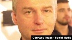 Ресейлік журналист Дмитрий Циликин.