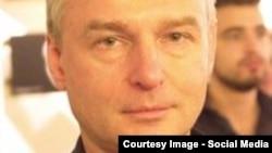 Российский журналист Дмитрий Циликин.