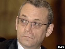 Бывший секретарь Союза журналистов России Игорь Яковенко.