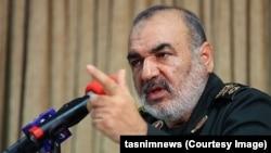 حسین سلامی میگوید که سپاه «با شتاب بیشتری توسعه قدرت موشکیاش را ادامه خواهد داد».