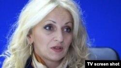 Zastupnica Saveza za bolju budućnost (SBB) u Skupštini Kantona Sarajevo (KS) Bilsena Šahman