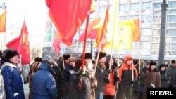 Хабаровские протестующие готовы стоять в пикетах вплоть до 2 марта