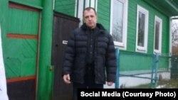 Владимир Егоров, ресейлік белсенді.