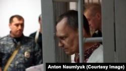 Микола Карпюк на одному з попередніх засідань суду (архівне фото)