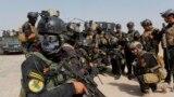 افراد من القوات الخاصة العراقية(من الارشيف)