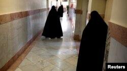 Женская часть тюрьмы Эвин, Тегеран