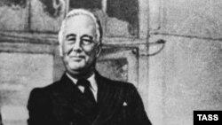 Američki predsjednik Roosevelt, 1943.