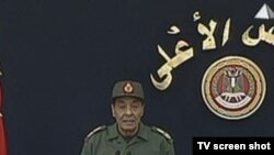 Египетскиот фелдмаршал Хусеин Тантави