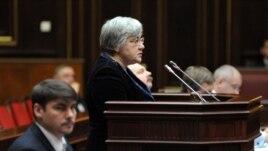 Ольга Андронова в Конституционном суде