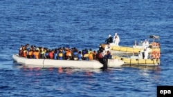More than 4,200 migrants have died making the dangerous journey across the Mediterranean Sea this year, according to the International Organization of Migration.