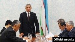 Олий Мажлис Сенати раиси Ниғматилла Йўлдошев