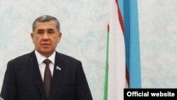 Олий Мажлис Сенати раиси Ниғматилла Йўлдошев.