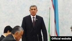 Uzbekistan - head of Senate Nigmatilla Yoldoshev