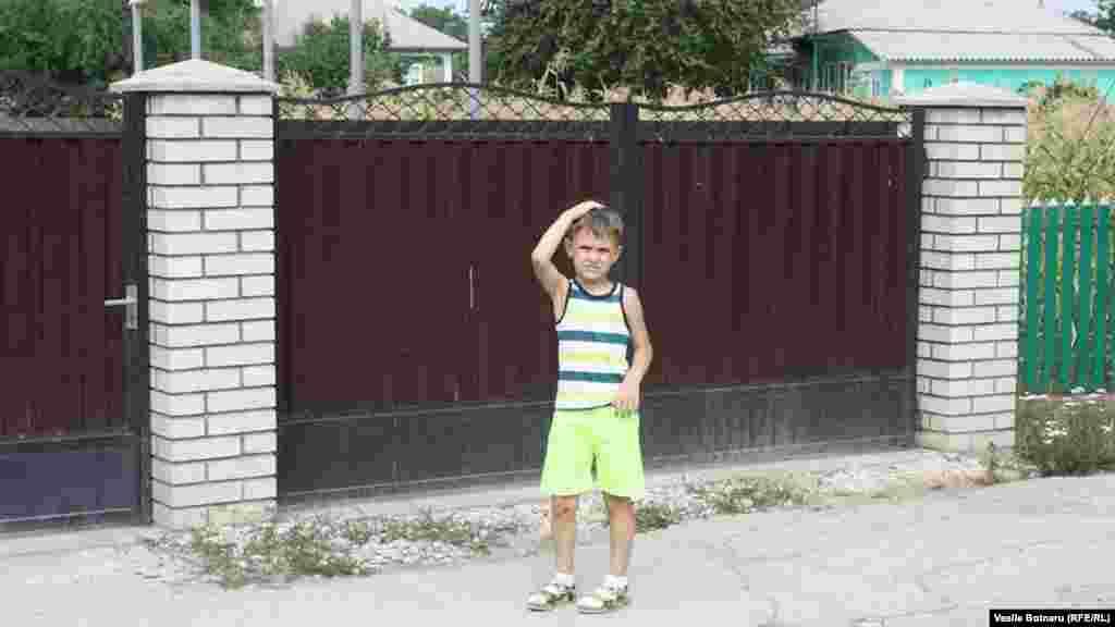 Tânăra generație din Brătușeni