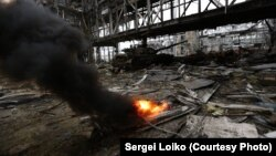 Територія Донецького аеропорту (фото архівне)