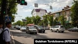 Бишкек. 15 мая 2019 года.