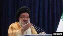 احمد خاتمی، امام جمعه موقت تهران،