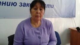 Гульнар Абильбекова, врач скорой помощи города Алматы. 19 ноября 2014 года.