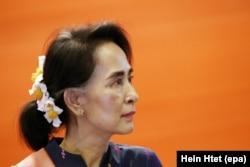 Государственный советник Аун Сан Су Чжи