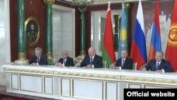 2 января Армения стала членом Евразийского экономического союза