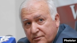 ՀՀԿ փոխնախագահ Ռազմիկ Զոհրաբյան