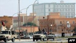 Ливия қаласындағы үкімет күштері, 24 қазан 2012 жыл