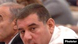 Ազգային ժողովի պատգամավոր («Բարգավաճ Հայաստան») Կարո Կարապետյանը: