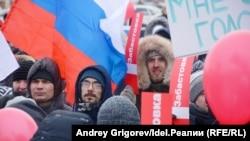 Забастовка избирателей в Казани. 28 января 2018 года