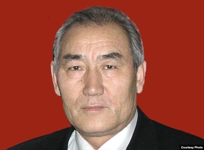 Тарыхчы, профессор Ташманбет Кененсариев.