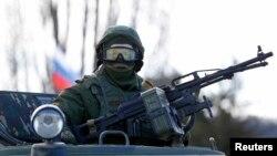 La Simferopol...