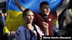 Украинцы. Иллюстрационное фото