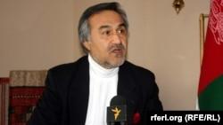 داود سلطانزوی شاروال کابل