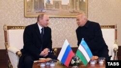 10 декабрь куни И. Каримов В. Путин билан Тошкентда сўзлашувлар ўтказди