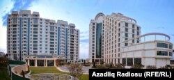 Kempinski Hotel Badamdar, Баку, июль 2011
