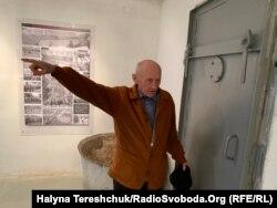 Дрогобиччанин Мирон Бучацький розповідає про катівню