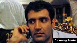 Iranian student activist Majid Tavakoli is one of the political prisoners on hunger strike.
