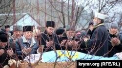 Пророссийский «Совет крымских татар» в Крыму