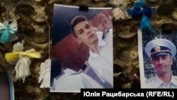 Андрій Ейдер, світлина на виставці «Повернення додому». Дніпро, 19 квітня 2019 року