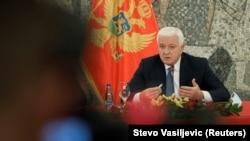 Премиерот на Црна Гора Душко Марковиќ